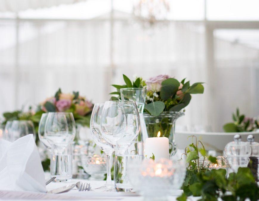 Dekoration für deine Hochzeitsfeier – Hochzeitsdekoration